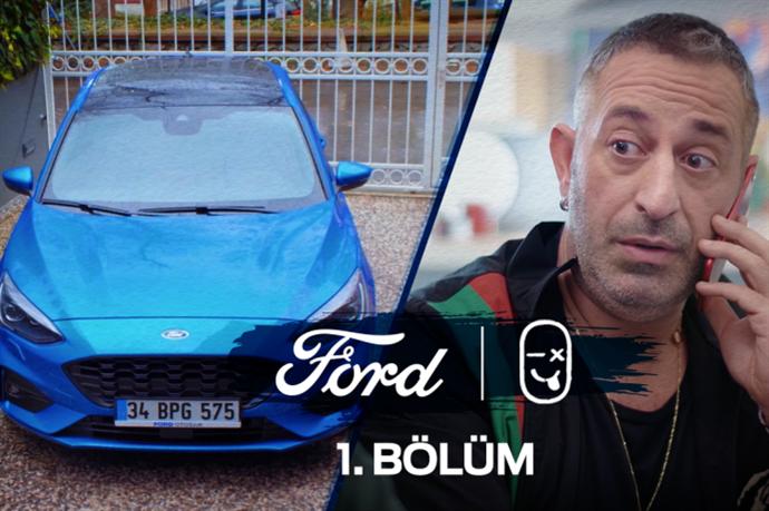 Cem Yılmaz'lı Ford Focus reklamı yayında
