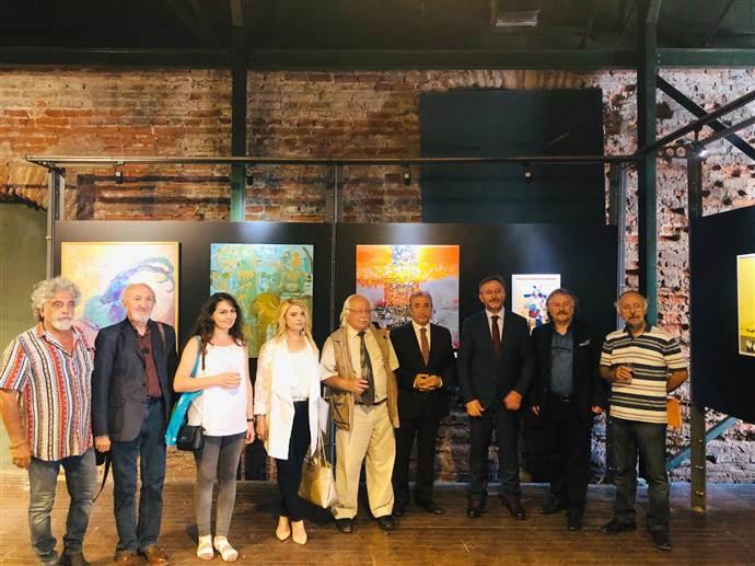 Anadolu Uygarlıklarından İzler sergisine 23 sanatçı imza attı
