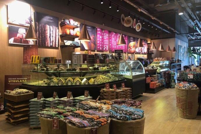 MalatyaPark AVM'de Kahve Dünyası hizmete açıldı