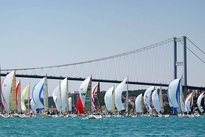 2 Kasım'da Boğaz'da Yelken heyecanı