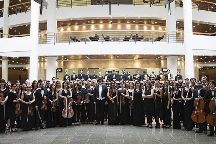 Sebastian Manz 'Tekfen Filarmoni' ile Ankara ve İstanbul'da