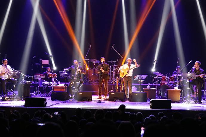 Mehmet Erdem ve Rubato'nun Denizli ve Antalya konserleri