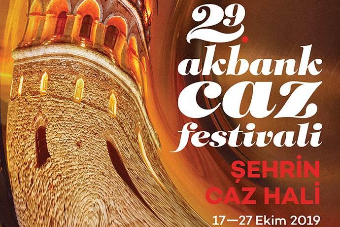 29. Akbank Caz Festivali ziyaretçilerini bekliyor