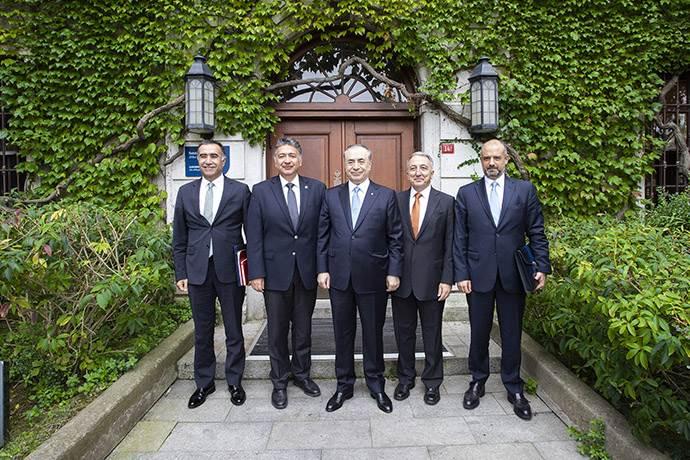 Boğaziçi Üniversitesi ve Galatasaray SK Teknopark kuruyor