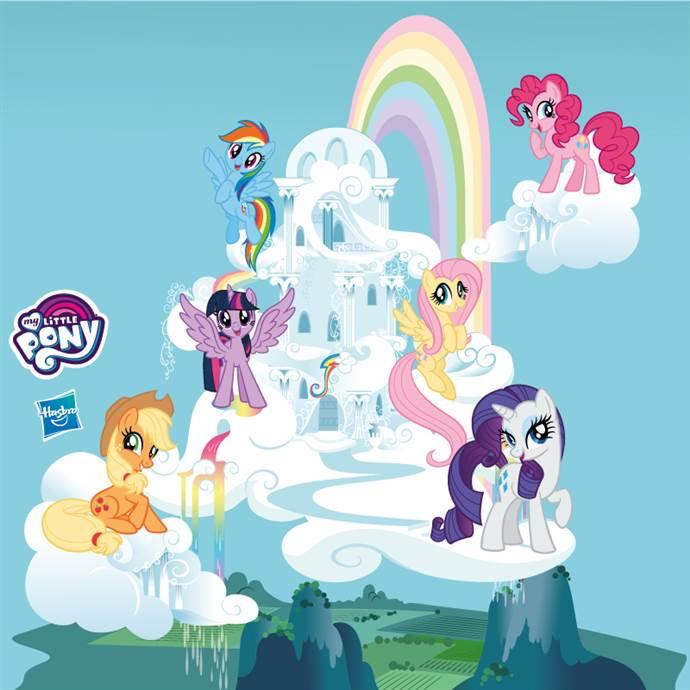 'My Little Pony' Maltepe Piazza'da miniklerle bir araya geliyor!