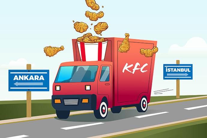 KFC, Ankaralı gençlerle buluşuyor!