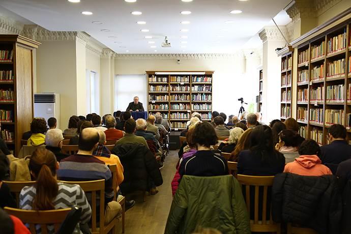 TESAK'ta edebiyat, felsefe ve tarih söyleşileri başlıyor