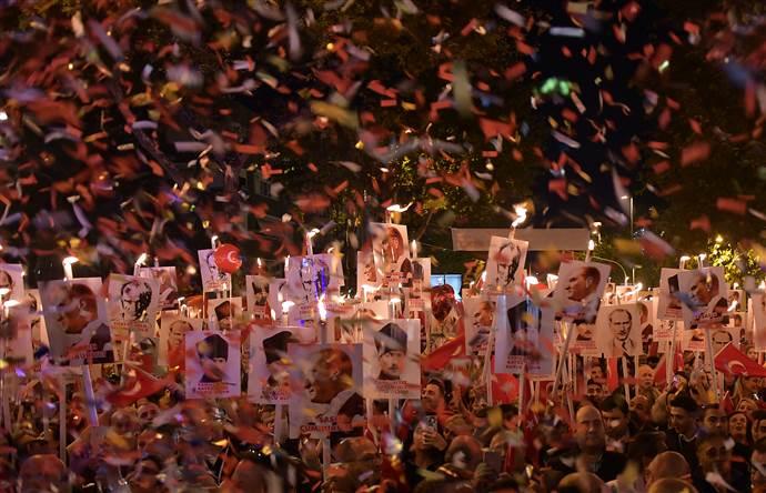 Bağdat Caddesi Cumhuriyet Yürüyüşü'ne hazır