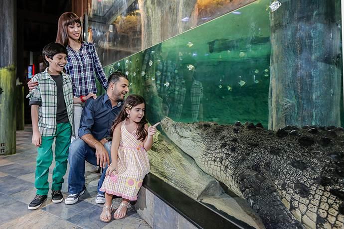 Emaar'da okul ara tatiline özel etkinlikler
