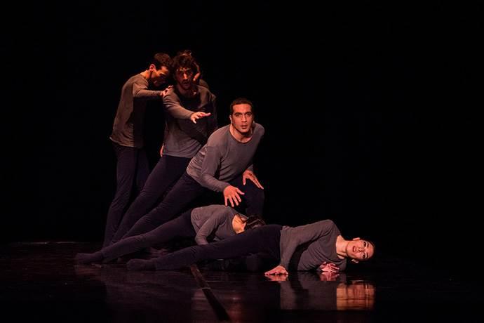 İstanbul Devlet Opera ve Balesi'nden Dans Trio