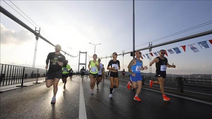 Vodafone 41. İstanbul Maratonu'nda kazananlar belli oldu