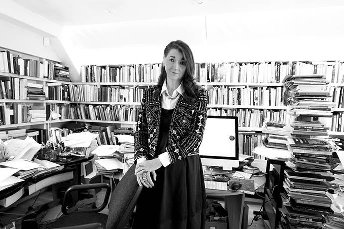 İngiliz yazar Dame Marina Warner, İstanbul'a geliyor