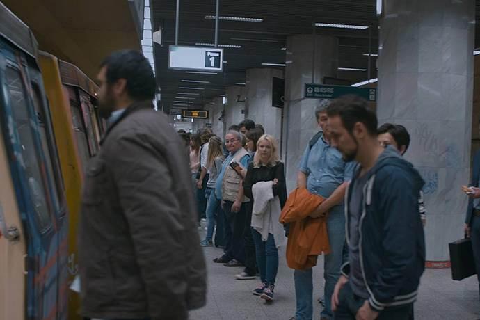 Akbank Sanat'tan Romanya sineması etkinliği