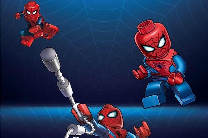 Maltepe Piazza'da 'Spider-Man' etkinliği