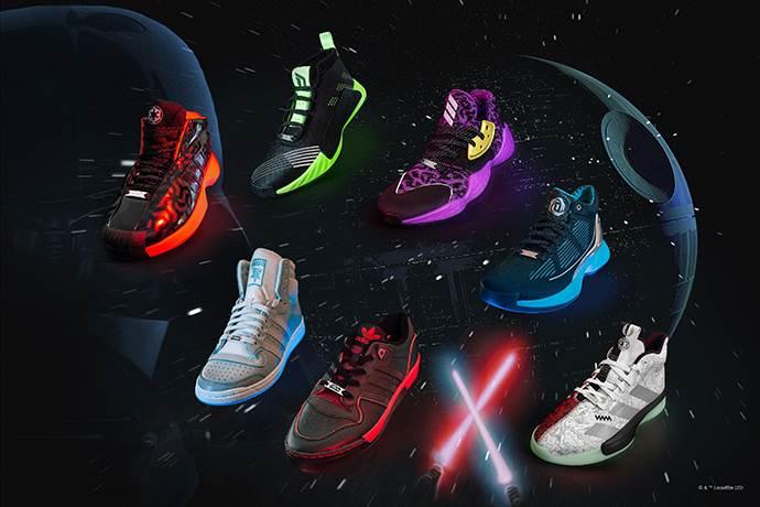 Adidas'tan Star Wars koleksiyonu