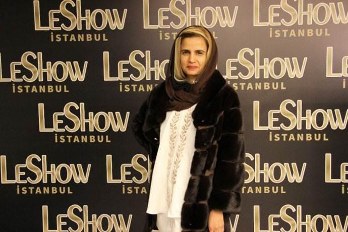 Ünlü tasarımcı Alia Khan İstanbul'a geliyor