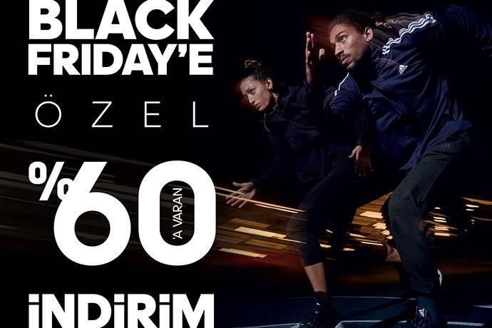 adidas'tan Black Friday'a özel indirimler