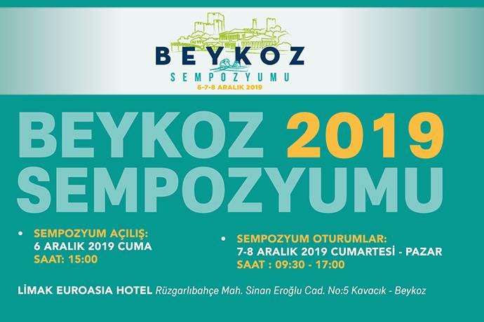 'Beykoz Sempozyumu 2019' 6 Aralık'ta başlıyor