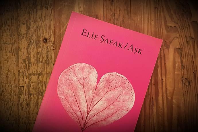Elif Şafak'ın 'Aşk' romanı Netflix dizisi oluyor