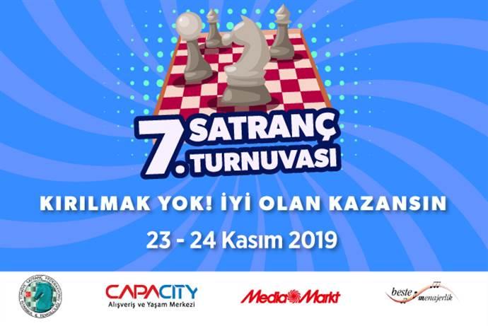 Capacity Satranç Turnuvası 23 Kasım'da başlıyor