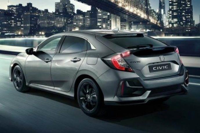Honda Civic'in 2020 modeli tanıtıldı