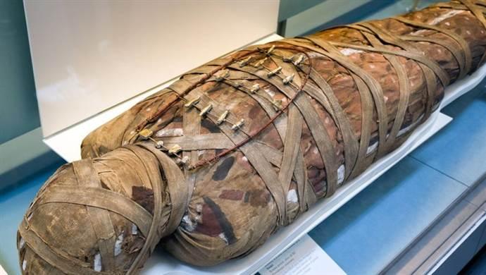 4 bin yıllık mumyalar incelendi