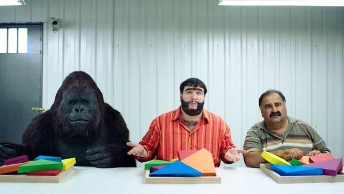 Recep İvedik 6'nın Goril Kiko'su İspanya'dan getirildi