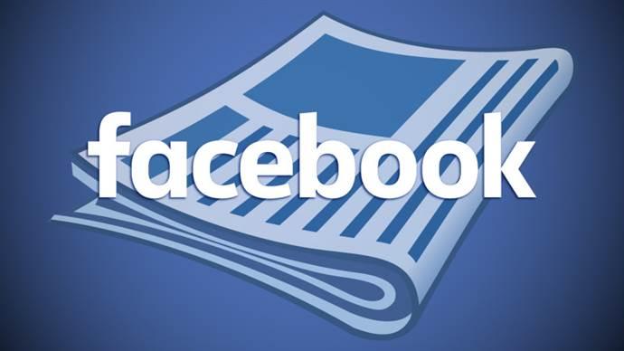 Facebook'a 'Haberler' sekmesi geliyor