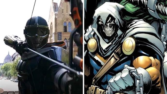 Black Widow'un Düşmanı Taskmaster hayranları memnun etmedi