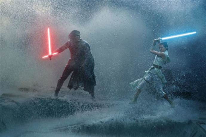 Star Wars: The Rise of Skywalker'dan son fragman!