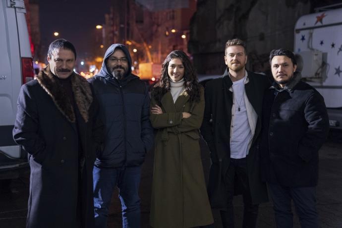 Netflix'in yeni Türk yapımı 50m2 dizisinin konusu