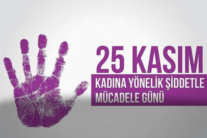 Bugün 25 Kasım Kadına Yönelik Şiddetle Mücadele Günü! 363 nedir?