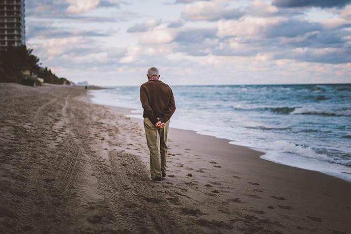 45 yaşından sonra yavaş yürümek hızlı yaşlandırıyor