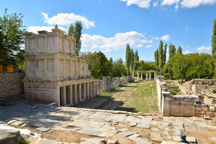 Aphrodisias'ta son 3 yılda neler bulundu