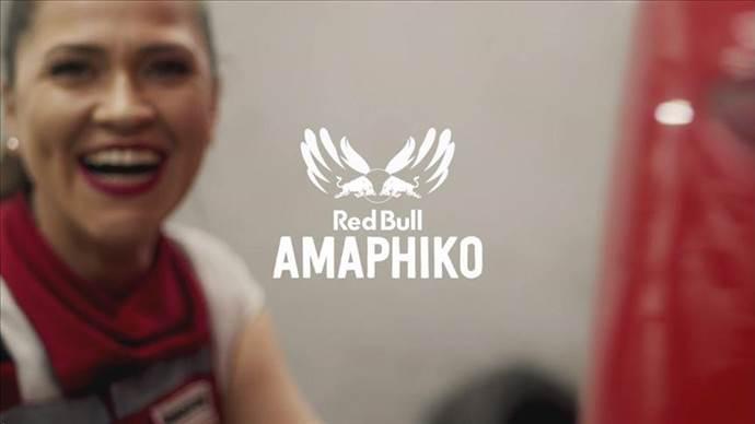 Red Bull Amaphiko'nun Kadın Ustaları