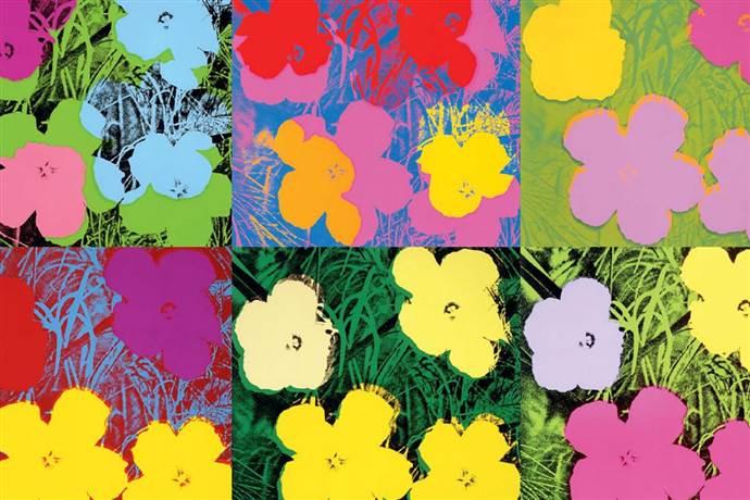 Pop Art'ın öncü eserleri UNIQ Expo'da