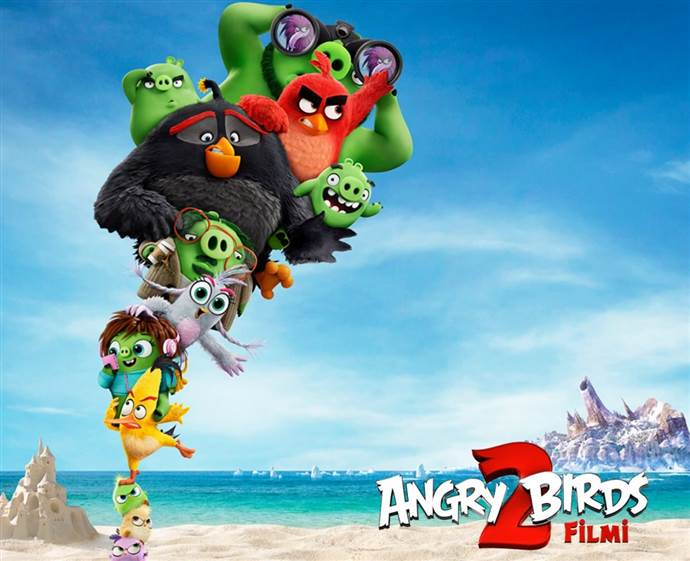 Önce Boyner'e sonra Angry Birds 2'ye kampanyası