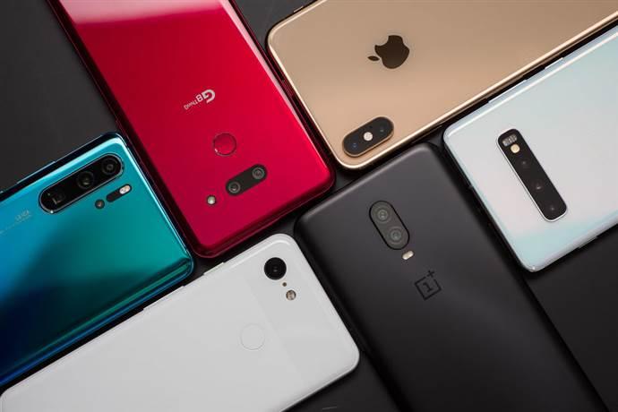 Huawei, son çeyrekte Apple'ı geçti