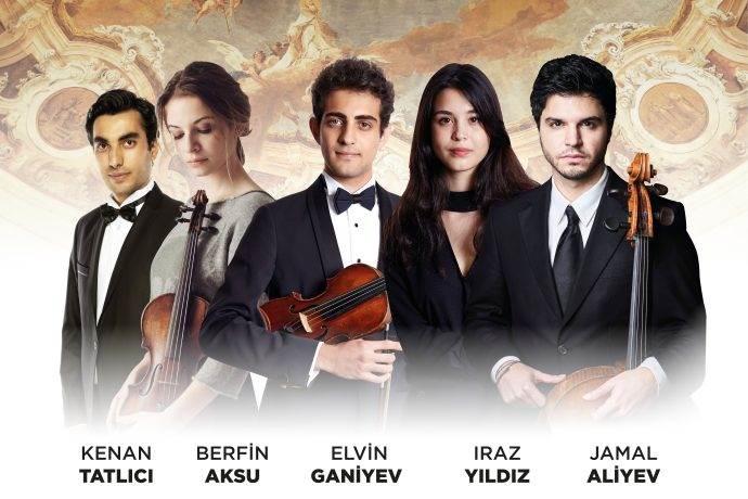 ÇEV Sanat'ın Genç Yetenekleri Venedik Film Festivali'nde