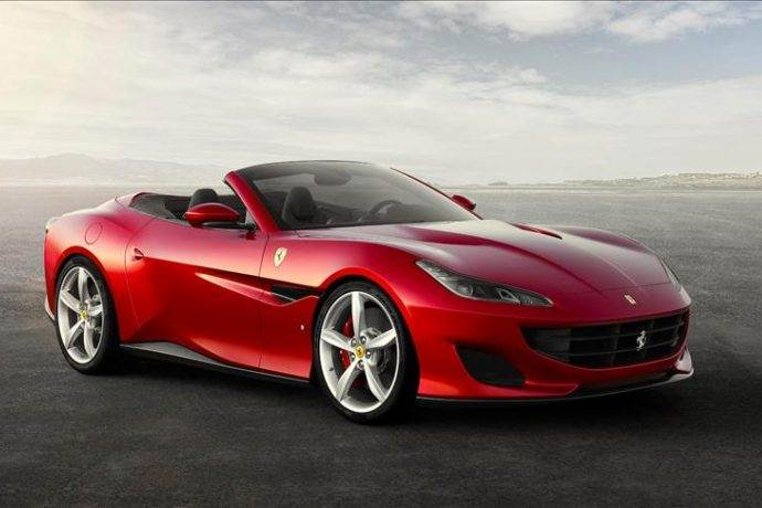 Enlighten Award 2019 ödülü Ferrari Portofino'nun