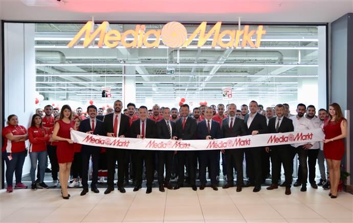 MediaMarkt Gebze Center AVM mağazasını açtı
