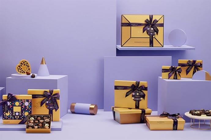 Godiva'dan Bayrama özel 5 yeni çikolata kutusu