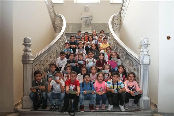 Türkiye İş Bankası Müzesi atölyeleri 100 bini aşkın öğrenci eğitti