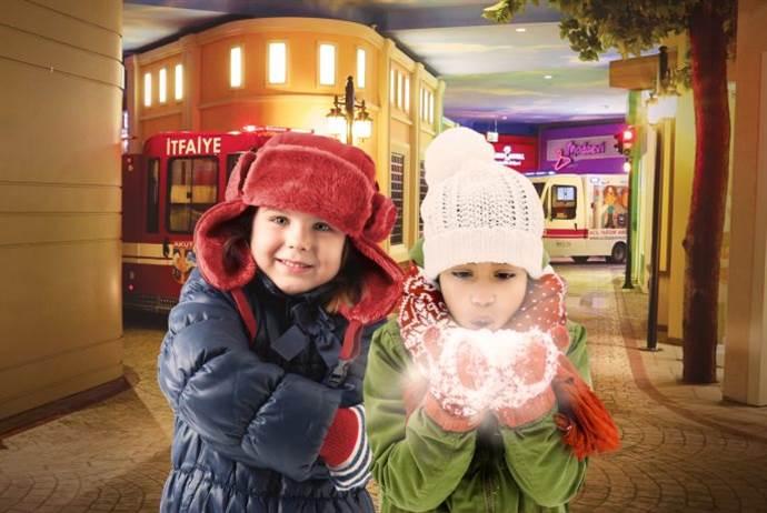 KidzMondo'da Kış Festivali başlıyor