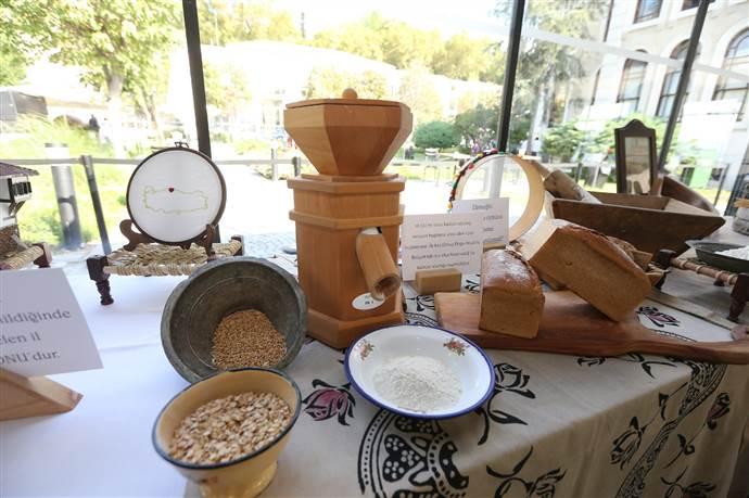 Kastamonu Gastronomi Festivali Feriye'de tanıtıldı