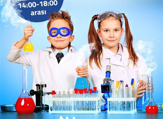 Çılgın Bilim Atölyeleri çocukları bekliyor