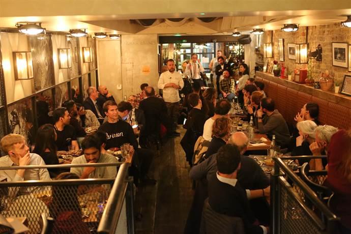 Dünyanın En Eski Mutfağı Londra'da büyük ilgi gördü