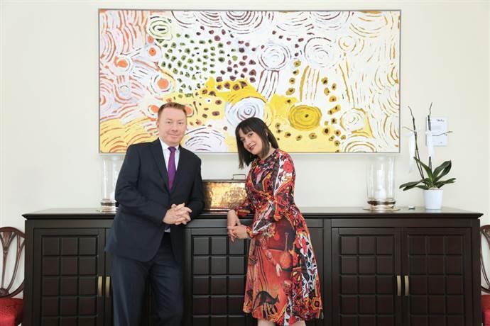 Avustralya Büyükelçisi Türkiye'de hayran kaldığı yerleri anlattı