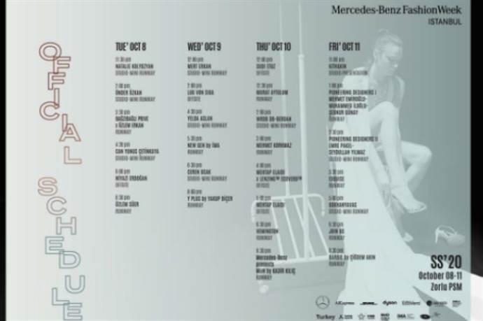 Mercedes-Benz Fashion Week Istanbul 10. yılını kutluyor
