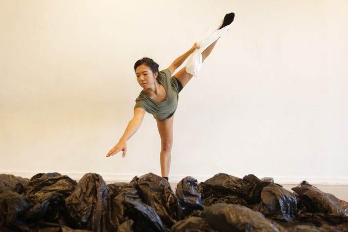 Nikki Holck'un dans atölyesi Akbank Sanat!'ta